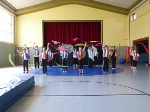 Zirkusprojekt der Jugendkunstschule