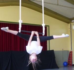 Das Zirkusprojekt der Jugendkunstschule gibt es auch in den kommenden Osterferien.