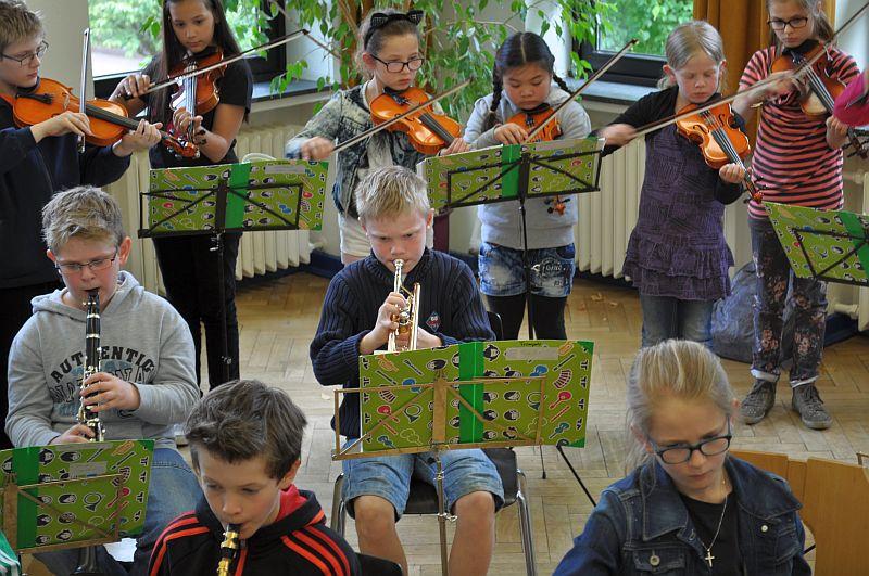 Das Jeki-Stadtorchester Bergkamen spielt am 25. Mai im Konzerthaus Dortmund.