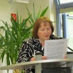 Schulleiterin Gudrun Münnemann.