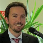 Lehrreich auch für Christian Pollack: seine erste offizielle Rede als stellvertretender Bürgermeister