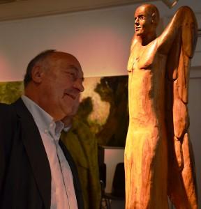 Träume aus Holz - auch das gibt es in der Galerie sohle 1 zu sehen.