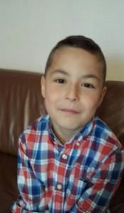 Der siebenjährige Yigit braucht dringend eine Knochemmarkspende