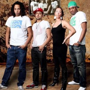 Das I Motion Soundsystem eröffnet beim Kultursommer das Reggae-Open-Air. Alle Fotos: Veranstalter