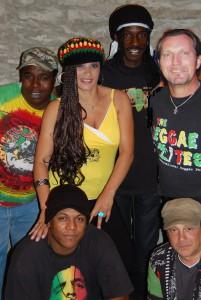 Die Gruppe Reggaelites ist beim Kultursommer zu hören.