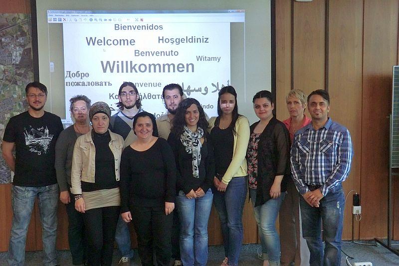 Die neuen Mitglieder des Bergkamener Integrationsrats haben sich in einem Seminar fit für ihre Arbeit gemacht