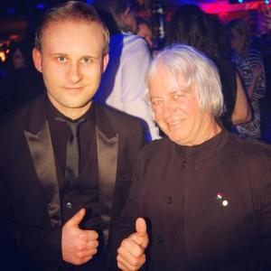 Martin Hentschel und Rinaldo Talamonti