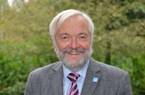 Dr. Heinfried Habeck hat für den Kreis Unna das Gutachten zu den Förderschulen erstellt.