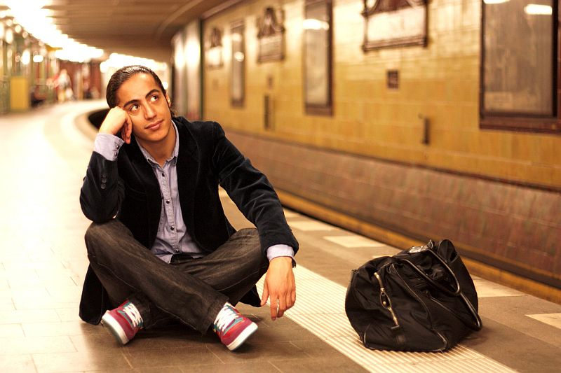 Masud Akbarzadeh erklärt am 22. Oktober im MittwochsMix in der sohle 1 seine Welt.