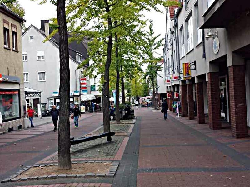 Wie kann der Nordberg belebt werden und welche Aufgaben soll die Fußgängerzone künftig wahrnehmen? Anworten darauf sollen bis zum Frühjahr 2015 gefunden werden.