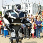 NOX - The Robot