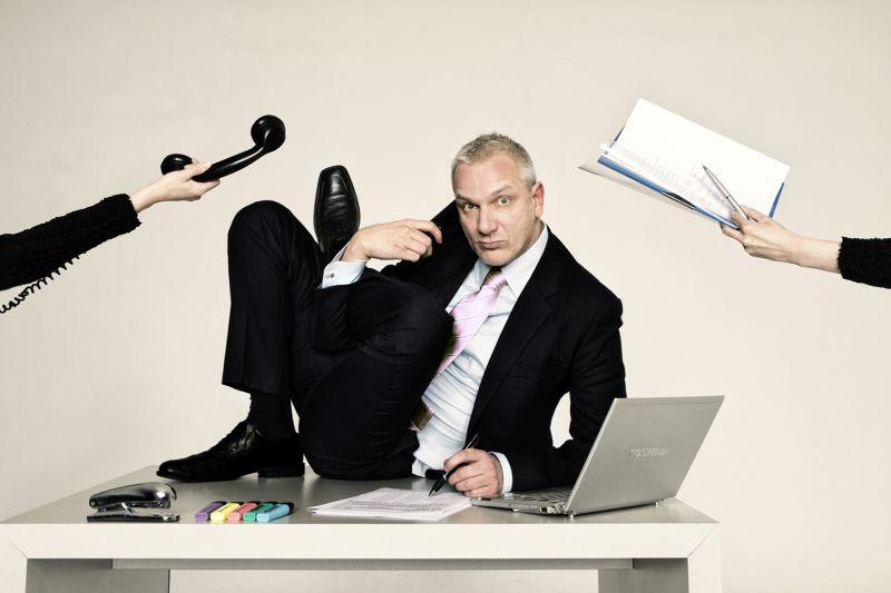 """Hans Gerzlich meint """"So kann ich nicht arbeiten!"""""""