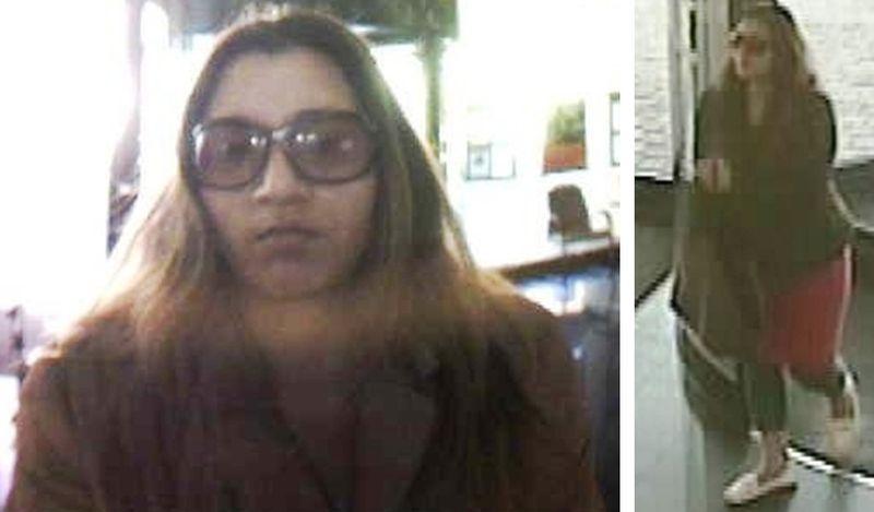Die Polizei fragt: Wer kennt diese junge Frau?