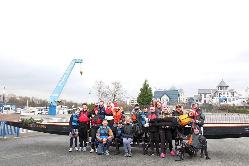 Drachenbootteam Himmelsbooten_20.12.2014