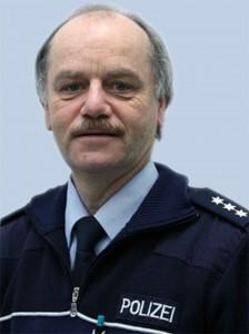 Bezirksbeamter Georg Zech