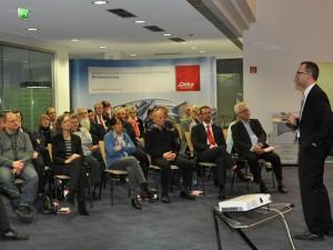Info-Veranstaltung zum Thema Offene Immobilienfonds der Sparkasse Bergkamen-Bönen