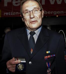 Hohe Auszeichnungen: Wolfgang Lantin hat herausragendes geleistet.