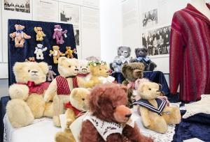 Teddywelten als klassisches Kontrastprogramm.