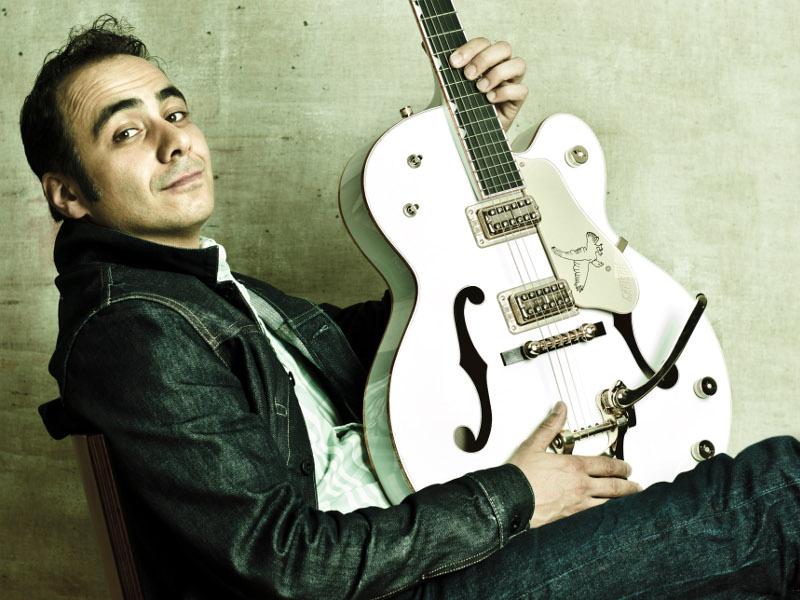 Adriano Batolba kommt am Mittwoch mit seinem Trio zum Sparkassen Grand Jam im Haus Schmülling.