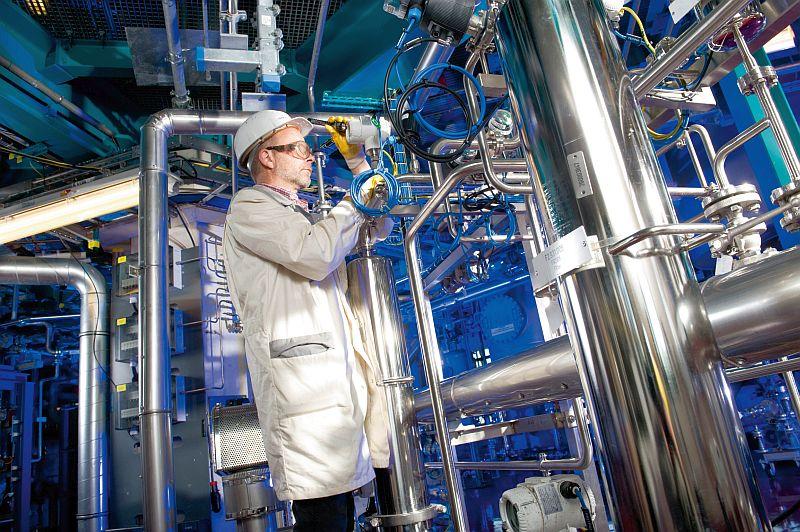 Trotz gestiegener Produktionsmengen – insbesondere bei den Kontrastmitteln – ist es Bayer HealthCare gelungen, Umweltkennzahlen wie beispielsweise den CO2-Ausstoß zu reduzieren.