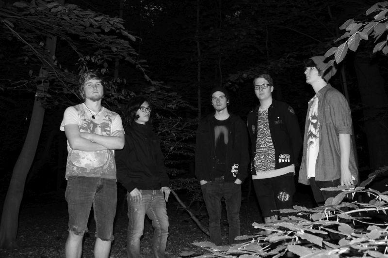 """Die Bergkamener Band """"Nazca Lines""""."""