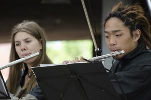 Wenn die Querflöte direkt zum Berufswunsch führt: Auch das schafft die Musikschule.