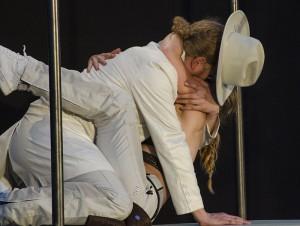 Liebesrausch auf der Bühne, der ansteckend wirkt.