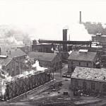 Die erste Bergkamener Zeche Grimberg 1/2 im Jahr 1927