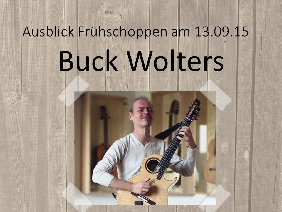Buck Wolters 1111