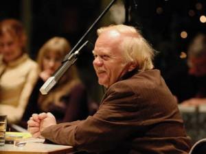 Heinrich Peuckmann stellt im Skippertreff zwei neue Bücher vor.