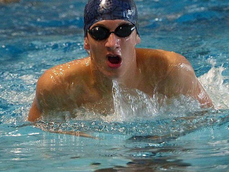 TuRa-Schwimmer Yannick Wallny
