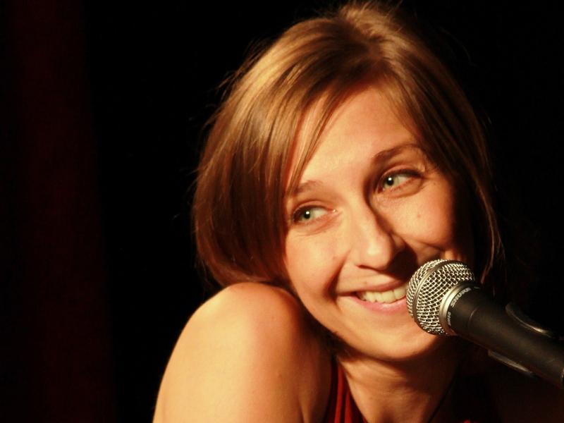 """Sarah Hakenberg kommt zum MittwosMix in die """"sohle 1""""."""