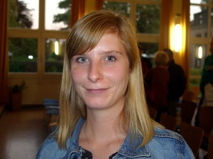 Lena Kärger von den Johannitern leitet die Zentrale unterbringungseinrichtung des Landes. Sie ist gebürtige Bergkamenerin.