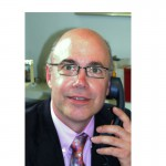 UKBS-Geschäftsführer Matthias Fischer