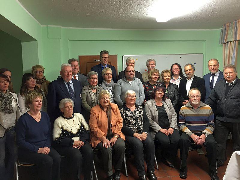 Der DRK-Ortsverein Bergkamen dankt seinen treuen und engagierten Mitgliedern.