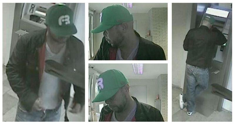 Wer kennt den Mann mit der grünen Kappe?