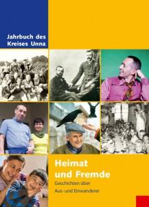 Mit Heimat und Fremde beschäftigt sich das Jahrbuch 2016. Foto: Kreis Unna