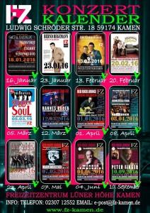 Konzertkalender Freizeitzentrum (1)