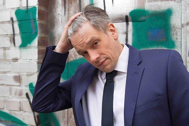 Kabarettist Mathias Tretter