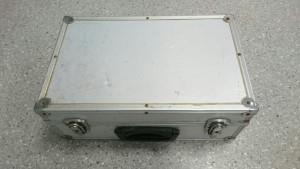Wem gehört dieser Koffer?