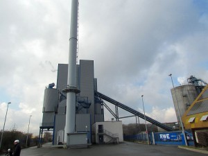 Biomasse-Heizkraftwerk Bergkamen