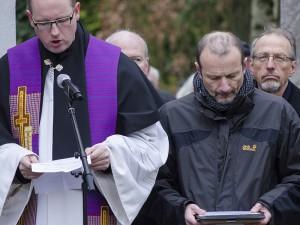 Die Pfarrer der beiden Konfessionen gedenken gemeinsam des Grubenunglücks - und der Menschen, die auch aktuell weltweit in Bergwerken ihr Leben riskieren.