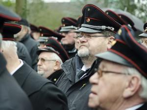 Großer Andrang und Erschütterung auch 70 Jahre nach dem schwersten Grubenunglück Deutschlands.