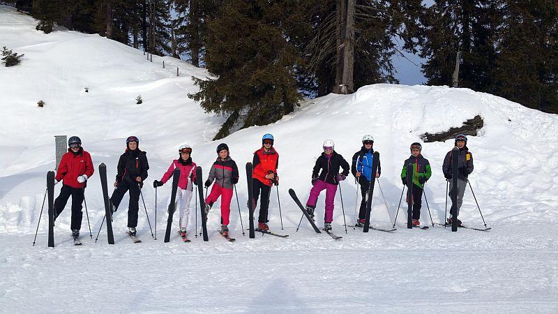 Gymnasium Ski