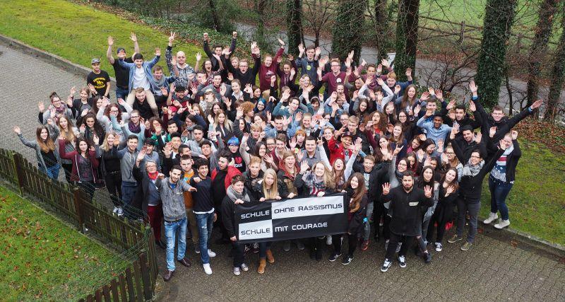 Beim Landestreffen von Schule ohne Rassismus - Schule mit Courage war der Kreis Unna stark vertreten. Foto: Renate Bonow – Landeskoordinierung SOR - SMC