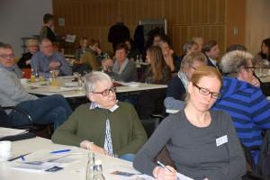 Fachreferate, Fachliteratur und der direkte Austausch standen im Mittelpunkt der LWL-Regionalkonferenz. Foto: C. Rauert – Kreis Unna