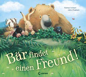 Bär findet einen Freund