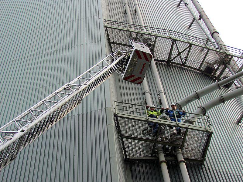 Feuerwehrübung Kraftwerk (16)