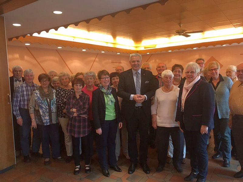 Hüppe - Senioren Union Bergkamen