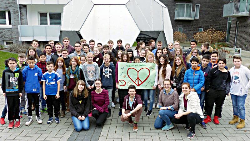 Die Schülervertretung des Gymnasiums tagte im SportCentrum Kaiserau.